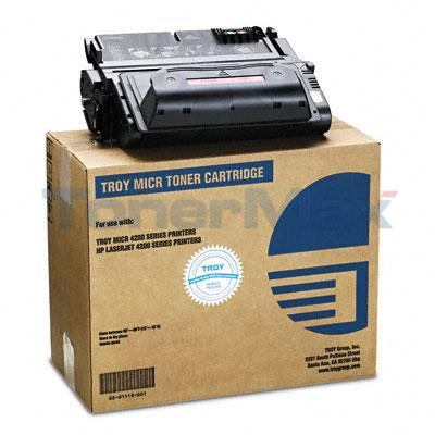 TROY HP LASERJET 4200 TONER CARTRIDGE BLACK